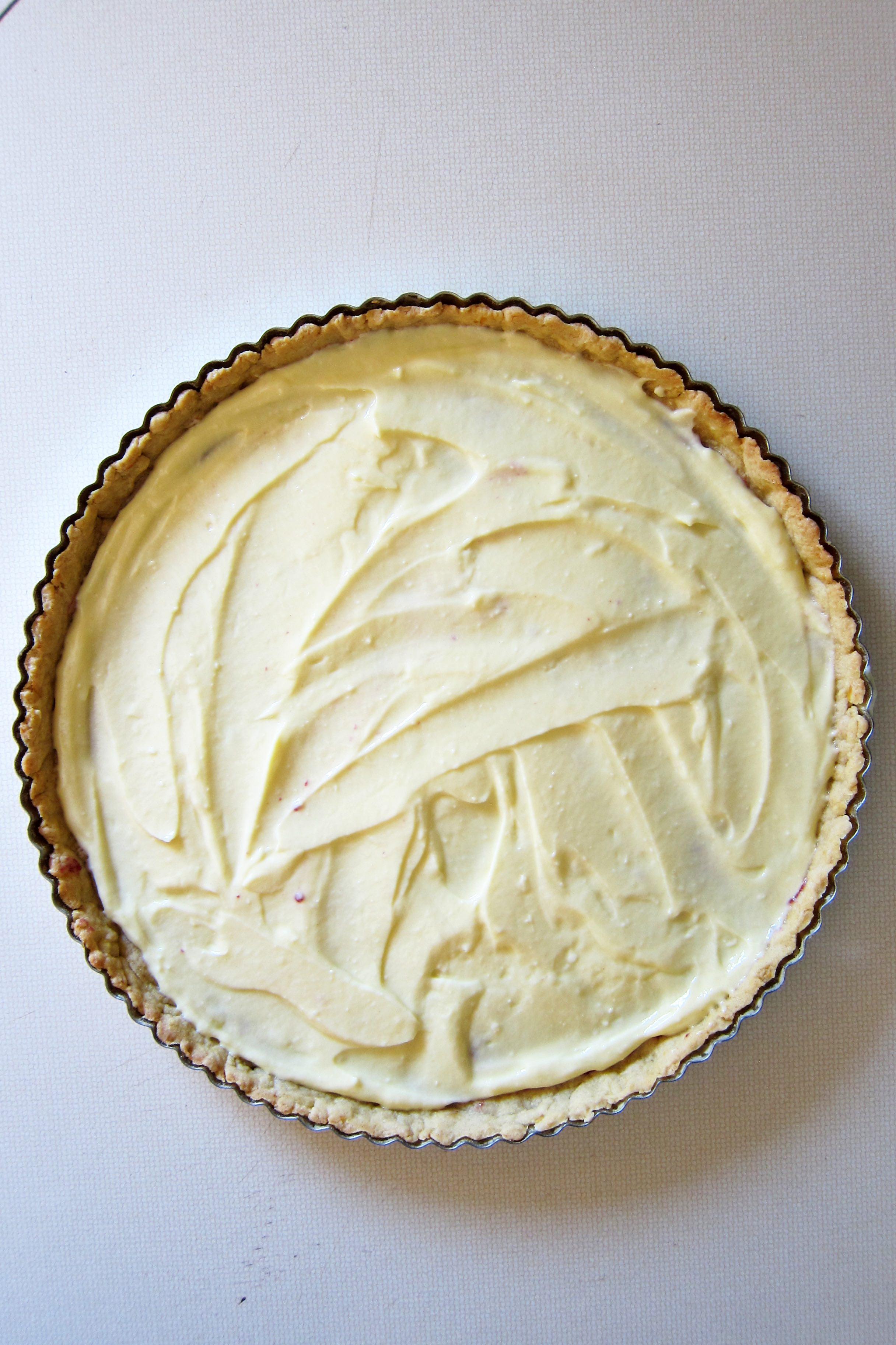 Accidental Cream Pie Ideal spelt tart | accidental artisan