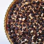 Blackberry Spelt Tart | Accidental Artisan