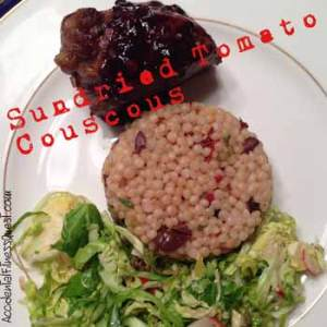 Sundried Tomato Couscous