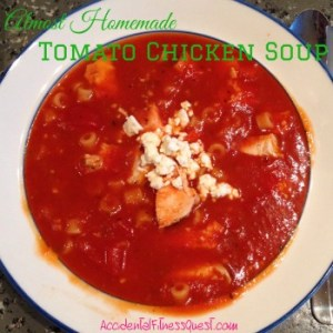 Almost Homemade Tomato Chicken Soup