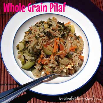 Whole Grain Pilaf