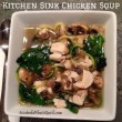 Kitchen Sink Chicken Soup