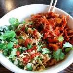 World Street Kitchen Rice Bowl