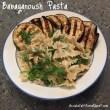 Babaganoush Pasta