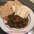 Indian Curry Lentils