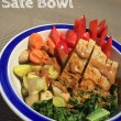 Thai Peanut Sate Bowl