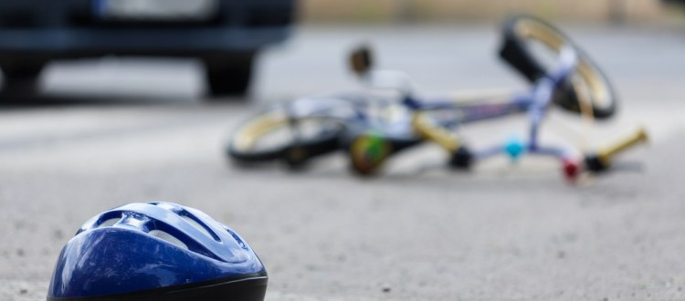 What to do if your child is injured in a bicycle crash
