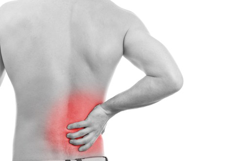 Back Injury from a Car Accident