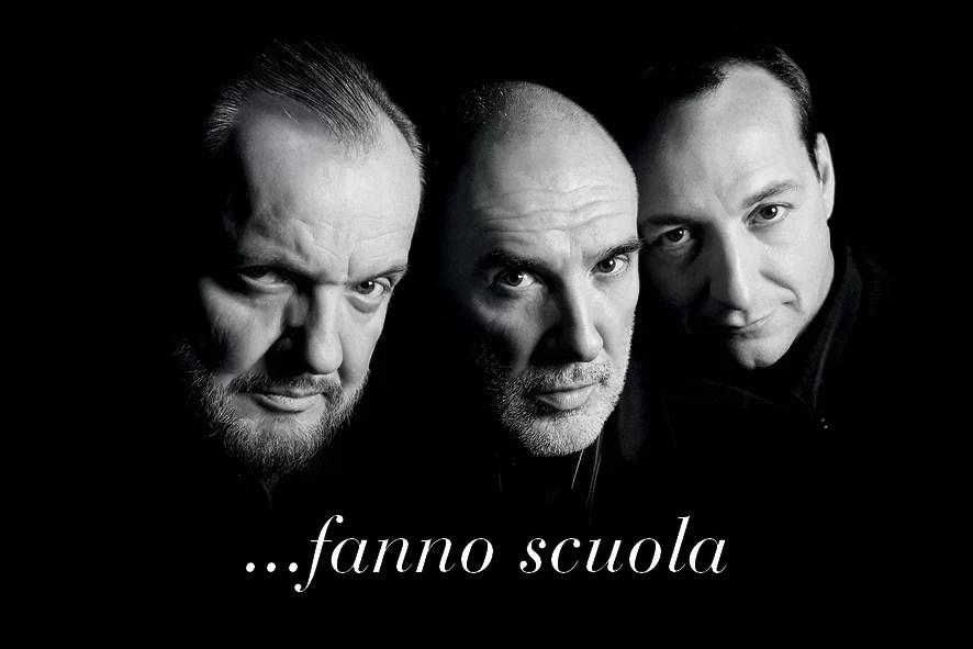 Stefano Anselmo, Diego Dalla Palma, Mario De Luigi - Academia BSI Milano