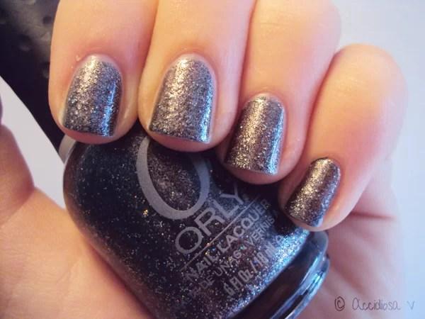 Orly Rock Solid - Mineral FX (2011) - Swatch - accidiosav.com