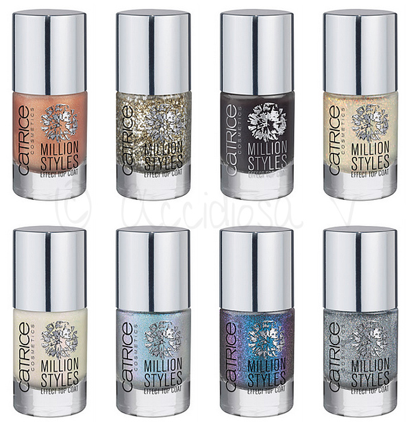 Catrice Million Styles Limited Edition marzo 2012