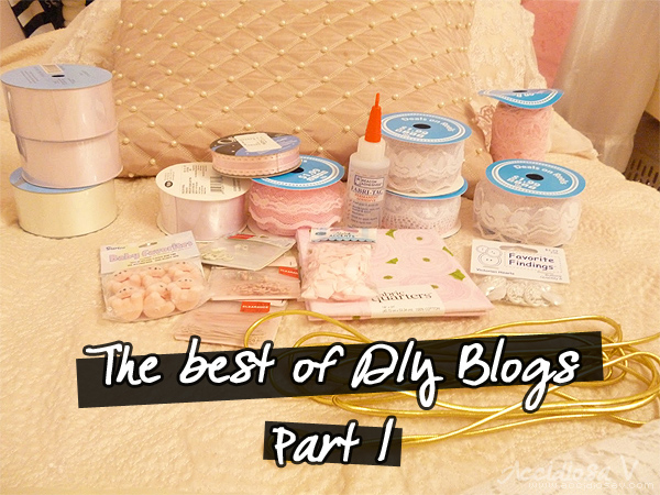 the best of diy blogs part 1 - www.accidiosav.com