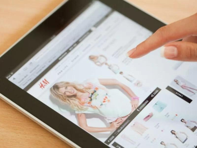 Mobile Shopping: l'applicazione di H&M per Ipad