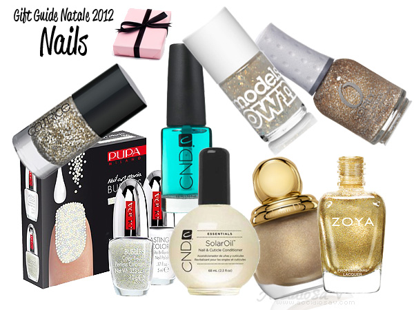 Gift Guide Beauty Natale 2012: nails