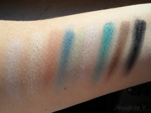Pupa Pupart 004: swatch