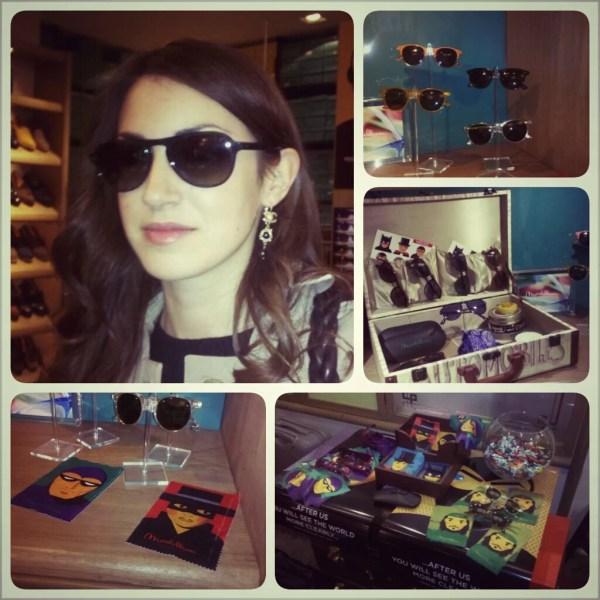 Presentazione Mondelliani Glasses - Milano Design Week 2013 -Iliprandi Via Solferino