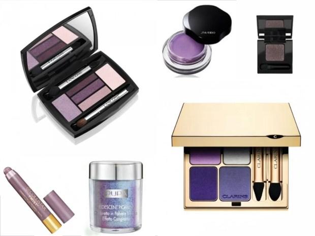 Make up indaco come Jason Wu Fall 2013 _ I prodotti top | AccidiosaV