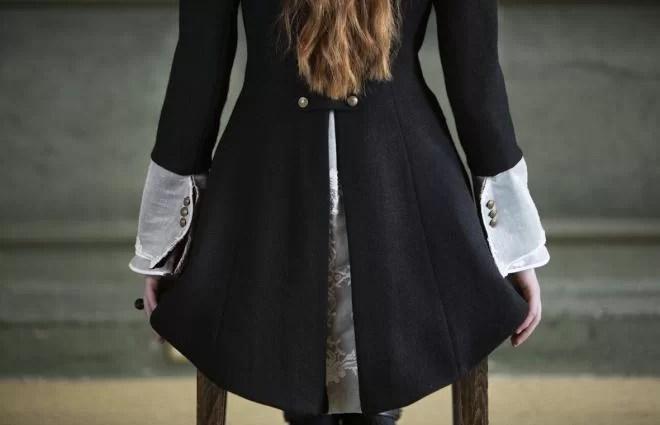 Judy Clark - Fashion a frock coat - Progetto finanziato su Wowcracy