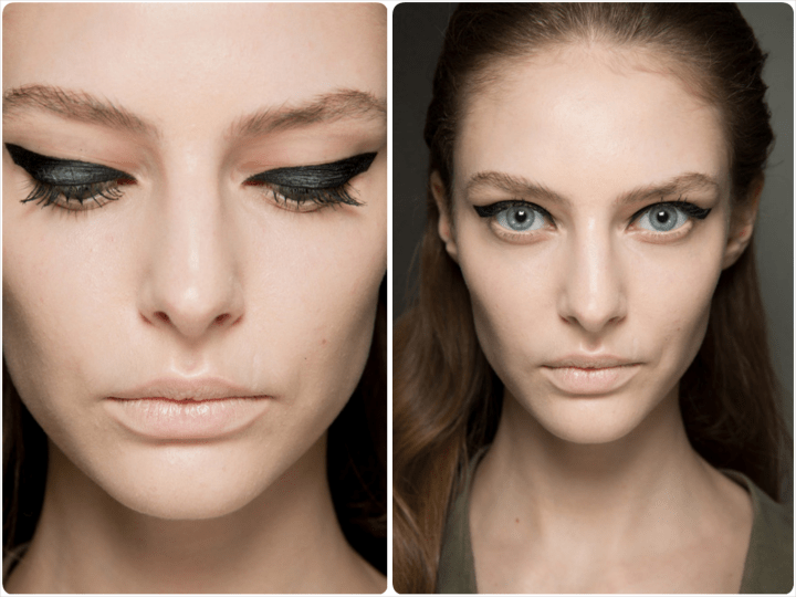 Cat Eye Giambattista Valli - Makeup Primavera Estate 2014 | AccidiosaV