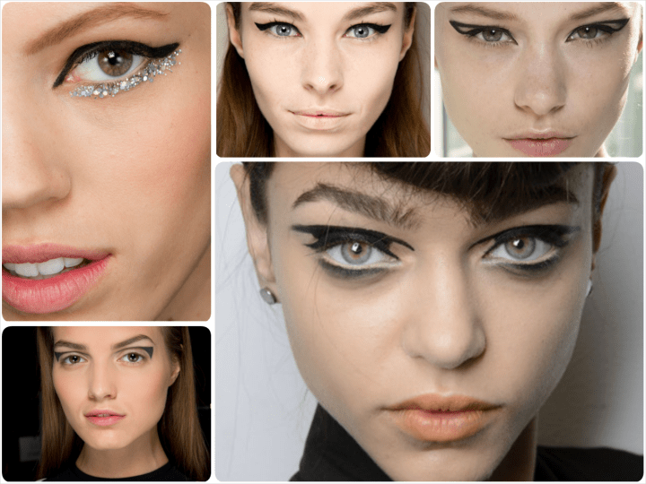 Cat Eye Geometrico - Trend Makeup Primavera Estate 2014 | AccidiosaV
