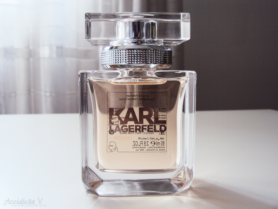 Karl Lagerfeld For Her - Signature Perfume 2014 | AccidiosaV