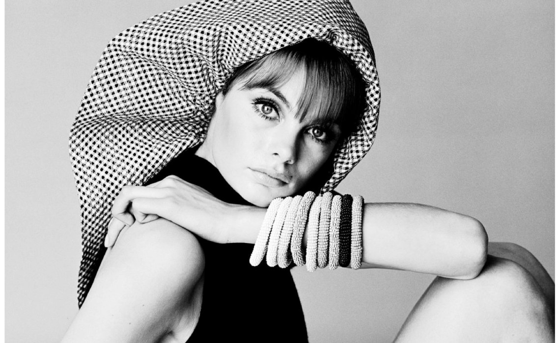 Beauty Icon - Jean Shrimpton - Swinging 60s London Model