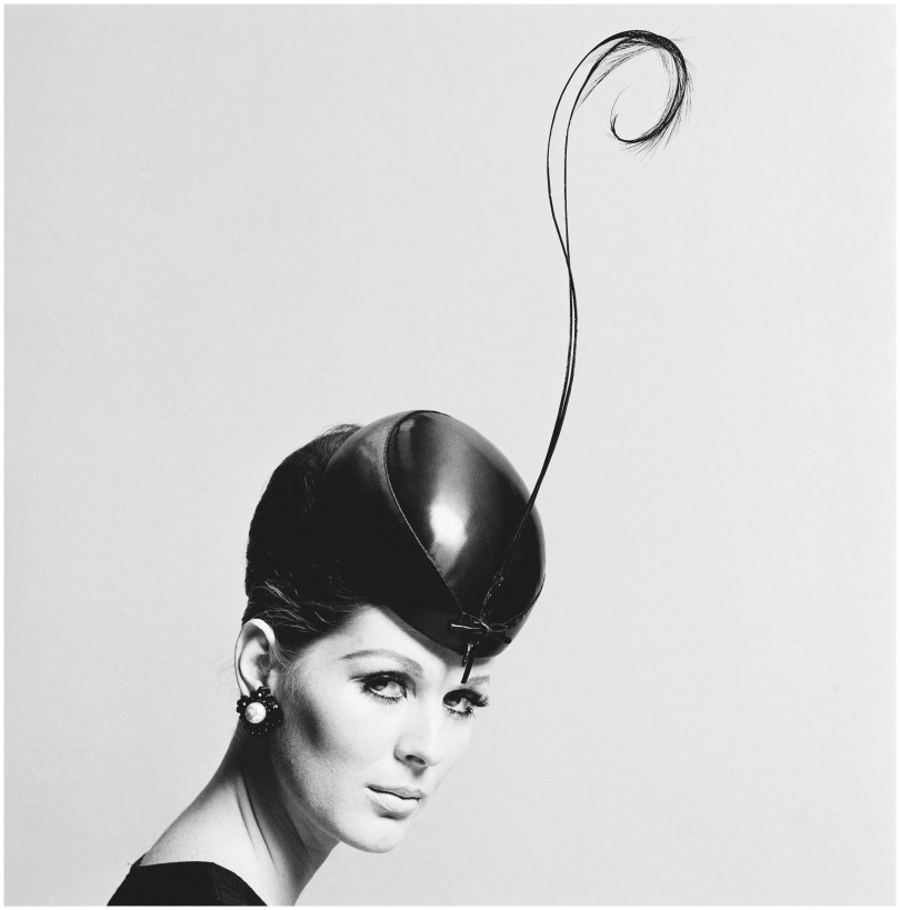 Beauty Icon - Model Nicole de Lamargé - John French - Anni '60