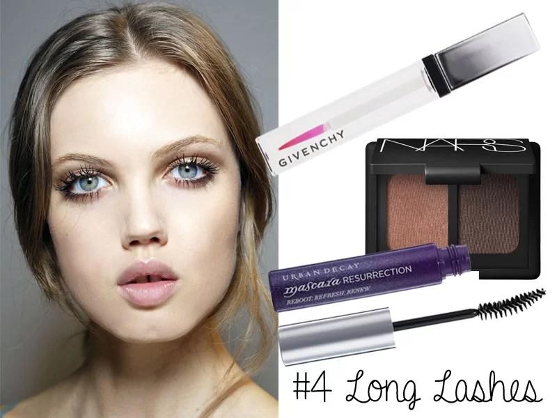 Idea makeup san valentino: ispirazione da Paul & Joe Primavera Estate 2015