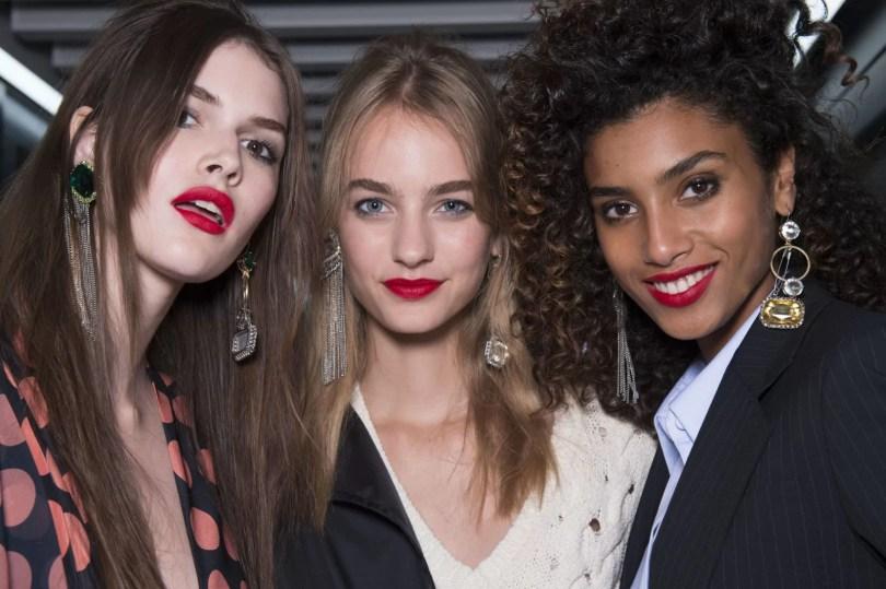migliori makeup primavera estate 2016 top shop unique rossetto rosso