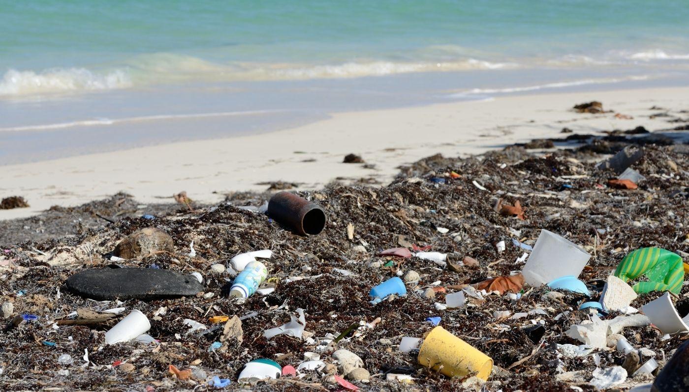 Jamaica Wallpaper Quotes Basura Entre Playas Y R 237 Os Una Amenaza Para El