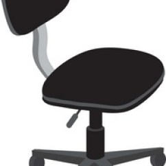 Office Chair Illustration Massage Price Clip Art Of A Computer On Wheels