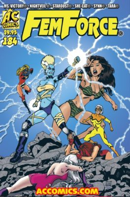 AC COMICS AUGUST 2018 PREVIEWS FOR OCTOBER 2018 SHIP | AC Comics