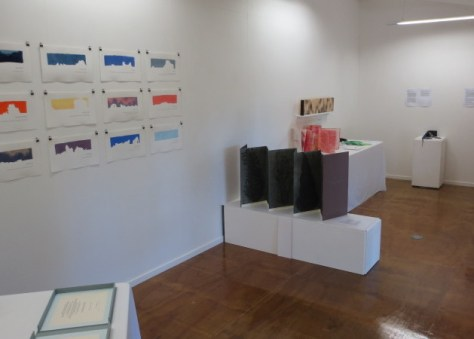 Works on Paper and video exhibition at Art at Wharepuke in Northland NZ