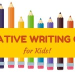 (New)! Creative Writing Club for Kids!