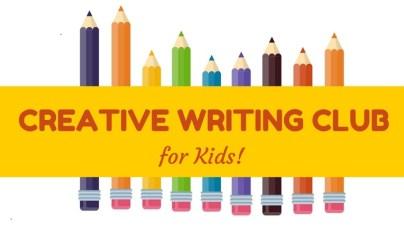 Creative Writing Club for Kids by Tolulope Popoola