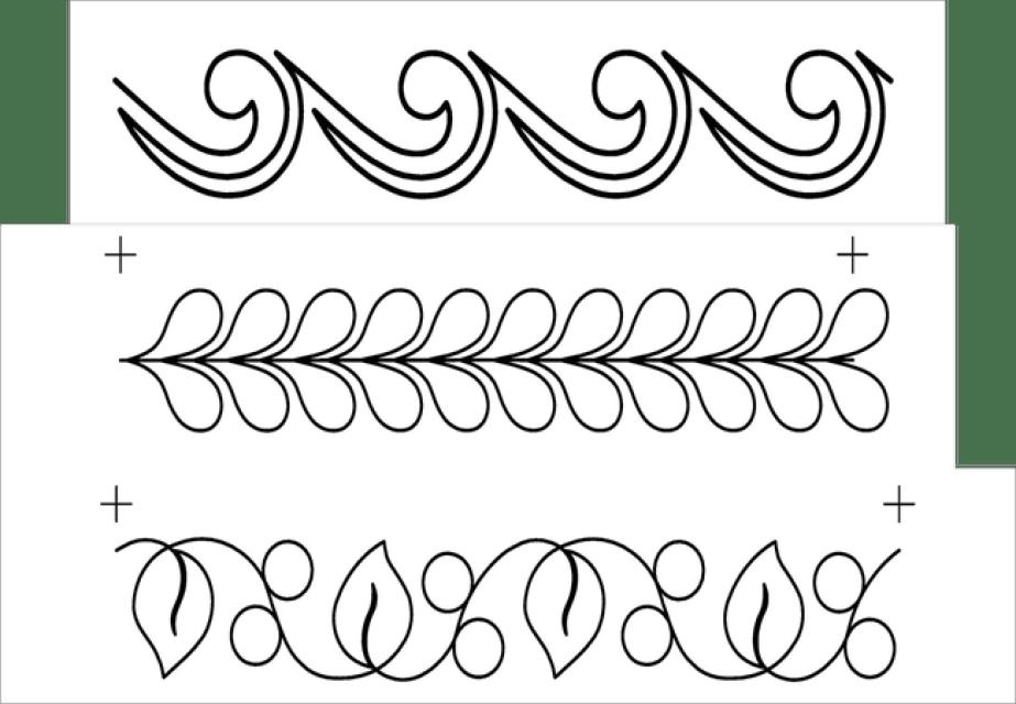 Full Line Stencils
