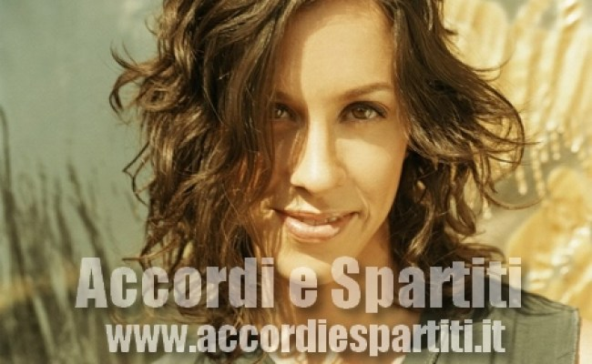 Thank You Alanis Morissette Accordi E Spartiti