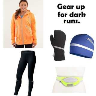 top 10 tips for running in the dark
