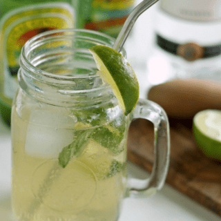 light & mighty moscow mules