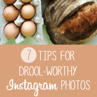 7 tips for drool-worthy Instagram photos