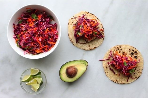 Easy Fish Tacos with Red Cabbage Slaw3