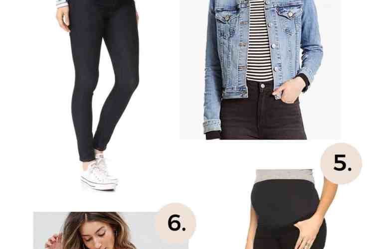 Maternity Fashion Favorites