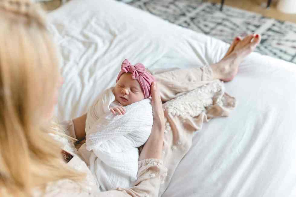 Ines Family Newborn Photos
