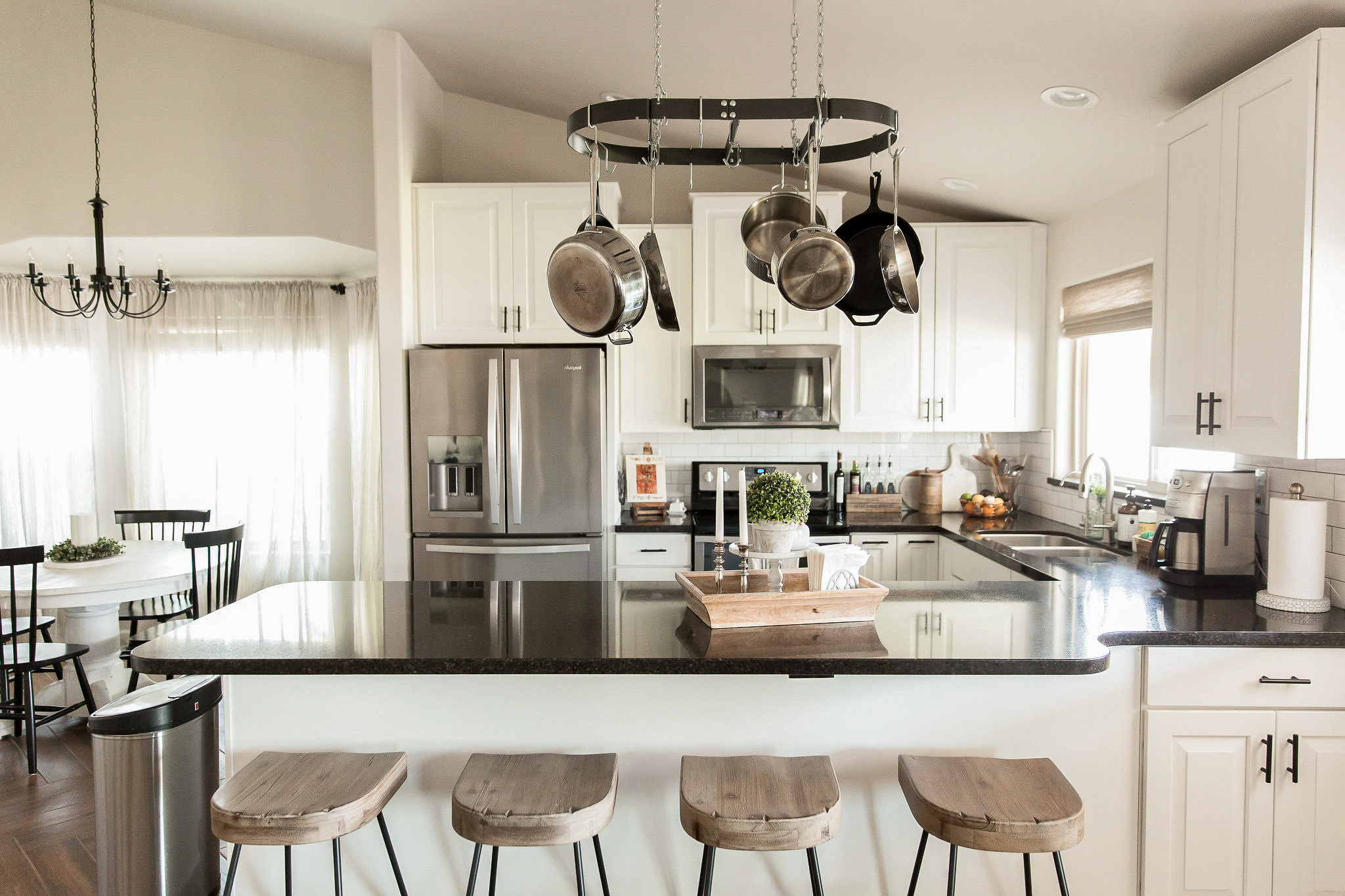 Our Kitchen Renovation Reveal Before After