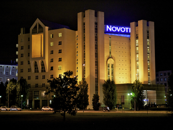 Hotel  Novotel Florence North Airport