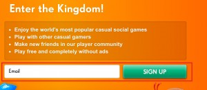 King.com Register
