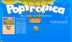Poptropica avatar