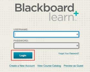 SNHU Blackboard login