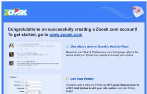 Zoosk Get Started