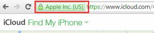 iCloud Secure Login